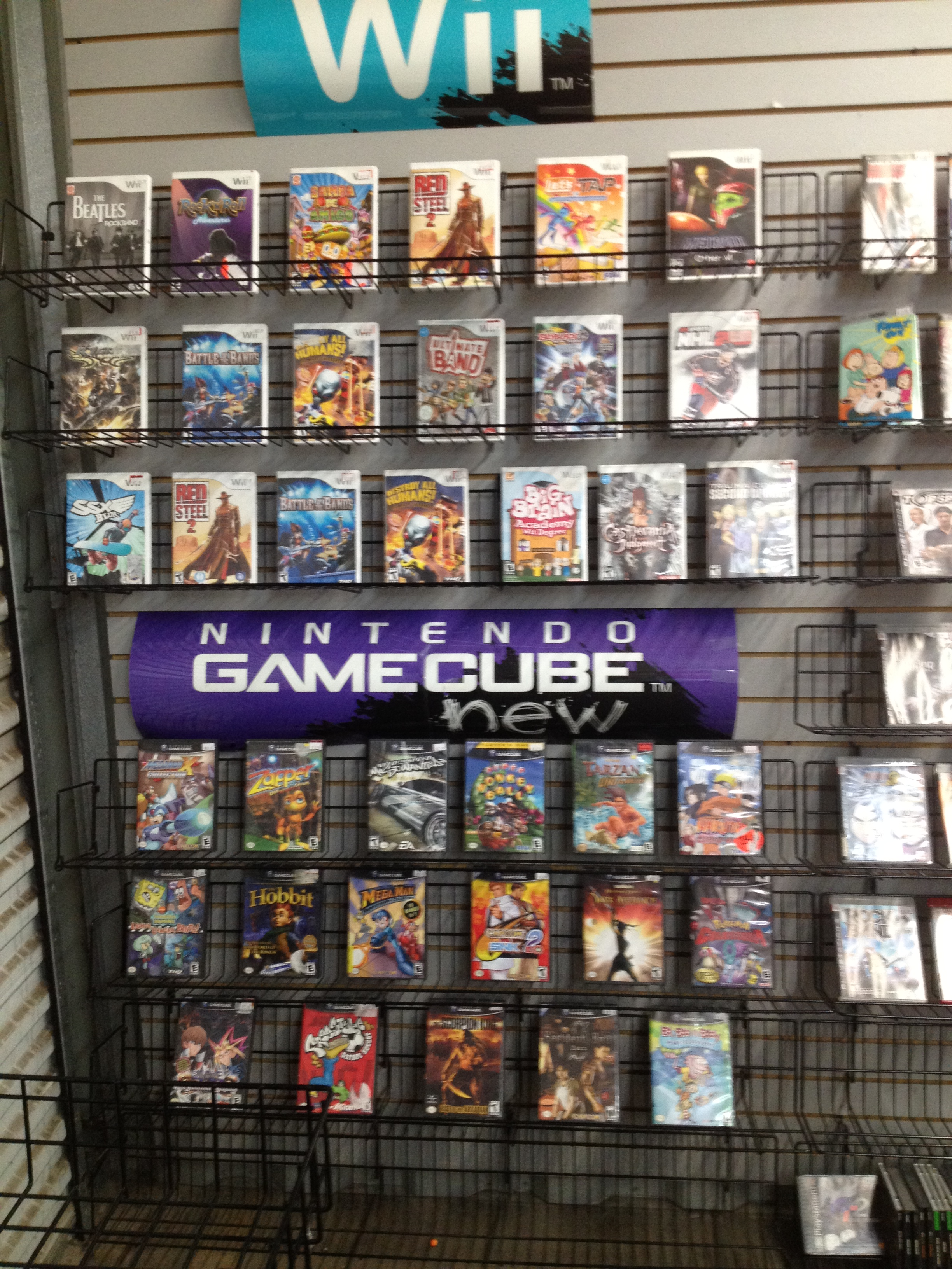 Video Game Store Blog 4