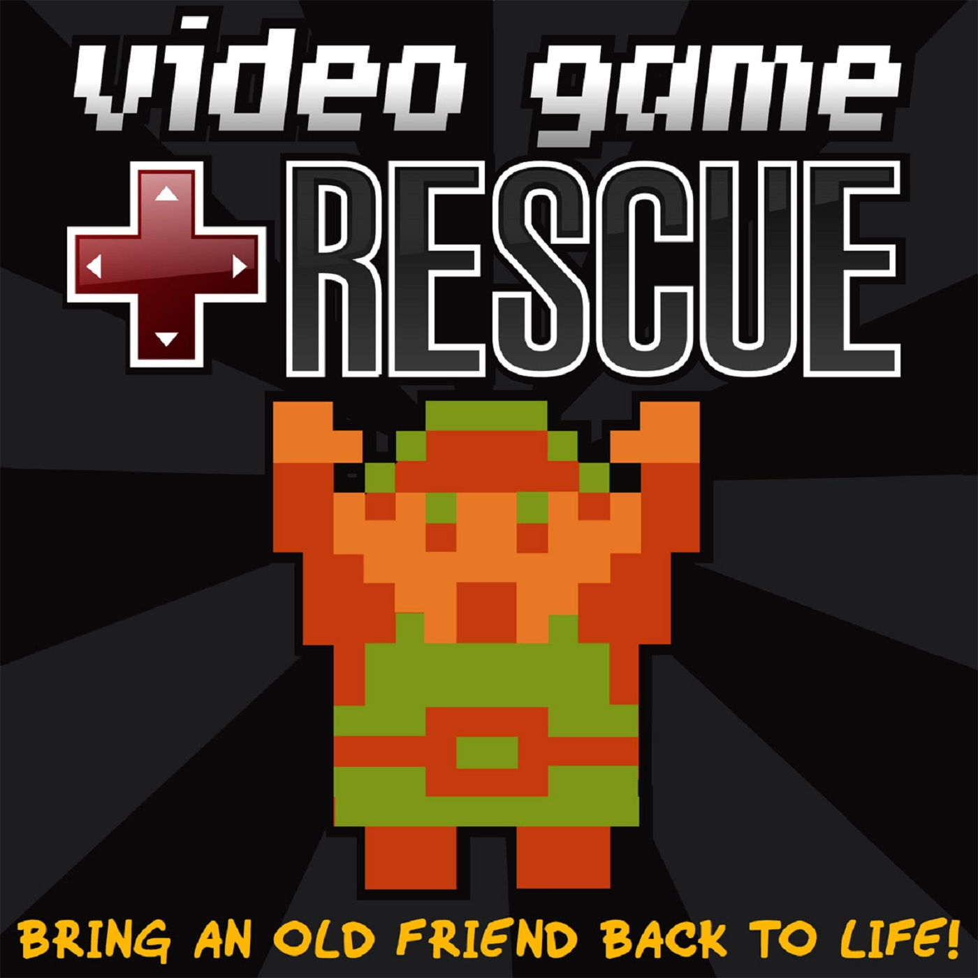 Video Game Podcast' Articles at Video Game Rescue