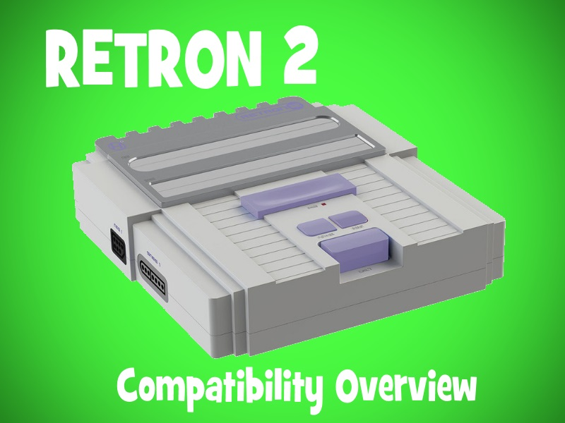 Retron 2 compat overview