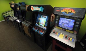 the first few arcades we added